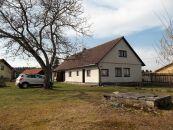 Rodinný dům na prodej, Chlístovice / Pivnisko