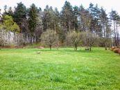 Stavební pozemek na prodej, Janovice