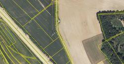 Zemědělský pozemek na prodej, Javůrek