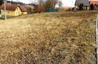 Stavební pozemek na prodej, Potštát / Boškov