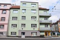 Byt 1+1 k pronájmu, Brno / Černá Pole, ulice Provazníkova