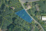 Stavební pozemek na prodej, Kněžmost / Suhrovice