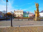 Komerčná nehunuteľnosť na prenájom, Horní Benešov