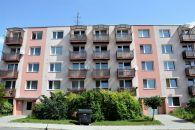 Byt 1+1 na prodej, Třebíč / Nové Dvory, ulice Aug. Kratochvíla