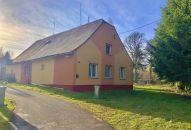Rodinný dům na prodej, Václavov u Bruntálu / Horní Václavov