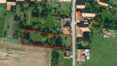 Stavební pozemek na prodej, Moravany / Turov