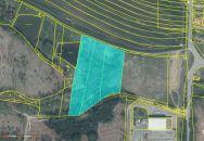 Pozemek na prodej, Jihlava / Antonínův Důl