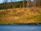 Stavební pozemek na prodej, Zlaté Hory / Dolní Údolí