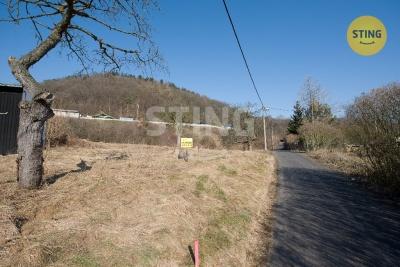 Stavební pozemek, Krupka / Unčín - fotografie č. 1