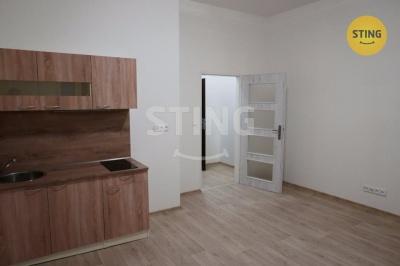Byt 1+kk, Ostrava / Přívoz - fotografie č. 1