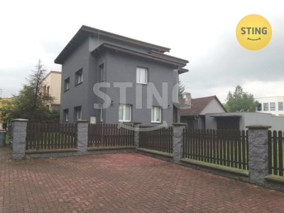 Rodinný dům, Třinec / Lyžbice - fotografie č. 1