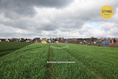 Stavební pozemek, Velešín - fotografie č. 1