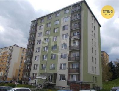 Byt 3+1, Třebíč / Borovina - fotografie č. 1
