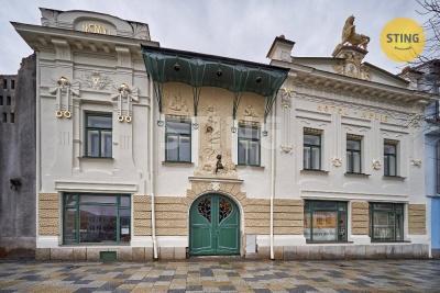 Komerční nemovitost, Žďár nad Sázavou / Žďár nad Sázavou 1 - fotografie č. 1