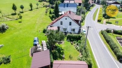 Rodinný dům, Fryšava pod Žákovou horou - fotografie č. 1
