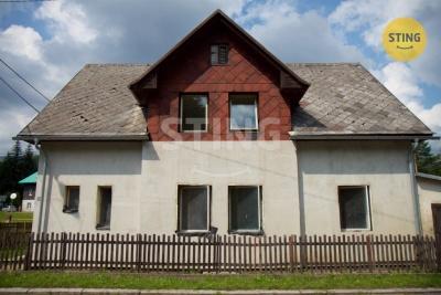 Rodinný dům, Bělá pod Pradědem / Domašov - fotografie č. 1