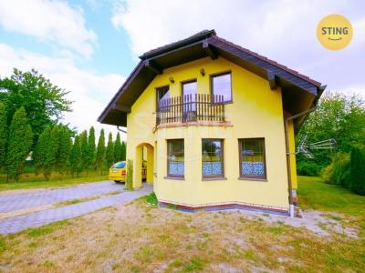 Rodinný dům, Háj ve Slezsku / Smolkov - Pohled z východu