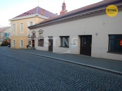 Komerční nemovitost, Moravská Třebová / Město - fotografie č. 1