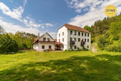 Rodinný dům, Horní Štěpánov / Nové Sady - fotografie č. 1