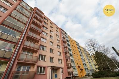 Byt 1+1, Ostrava / Výškovice - fotografie č. 1