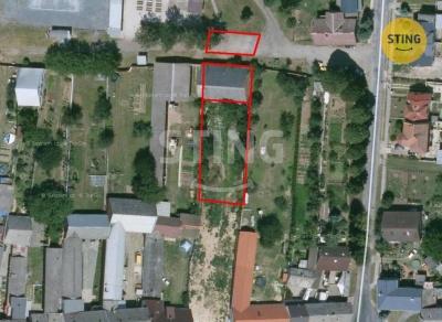 Pozemek pro komerci, Těšetice / Vojnice - fotografie č. 1