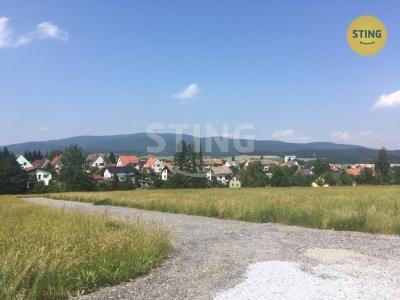 Stavební pozemek, Kájov / Kladné - fotografie č. 1