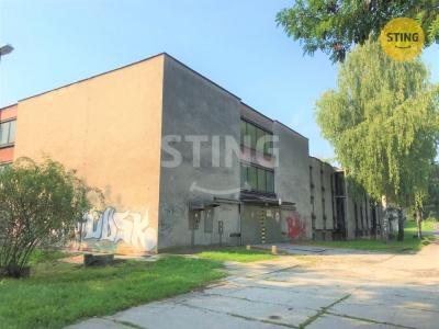 Garáž / malý objekt, Ostrava / Zábřeh - fotografie č. 1