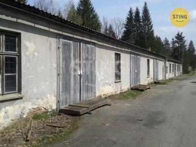 Komerční nemovitost, Mikulovice - fotografie č. 1