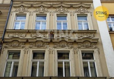 Nájemní dům, Praha / Nové Město - fotografie č. 1