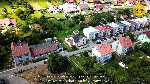 Rodinný dům na prodej, Protivanov