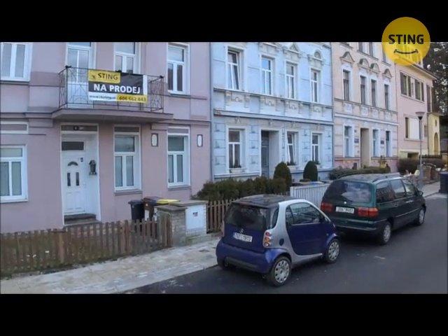 Nájemní dům, Teplice - video prohlídka
