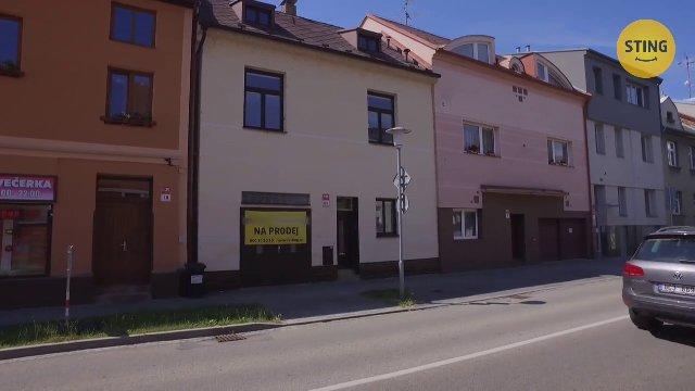 Rodinný dům, České Budějovice / České Budějovice 6 - video prohlídka