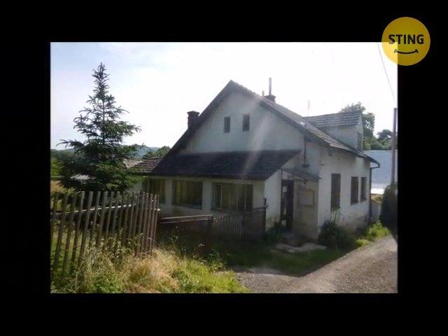 Rodinný dům na prodej, Moravská Třebová / Udánky