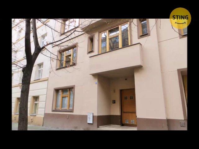 Byt 2+kk na prodej, Praha / Žižkov, ulice Žerotínova
