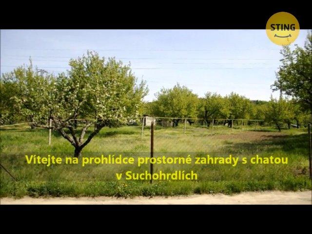 Zahrada na prodej, Suchohrdly