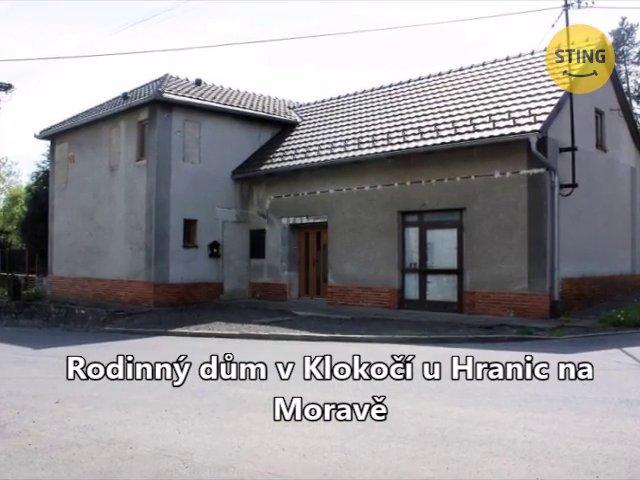 Rodinný dům na prodej, Klokočí