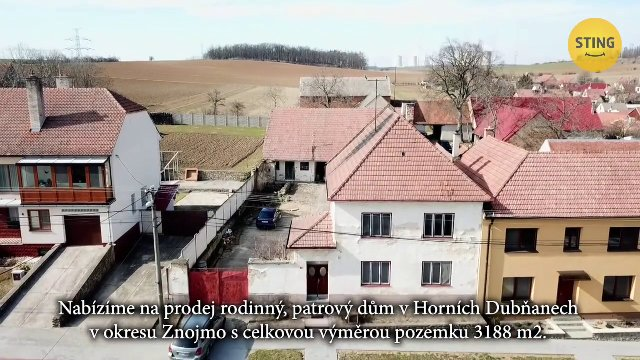 Rodinný dům na prodej, Horní Dubňany