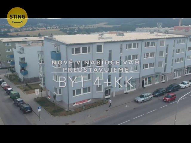 Byt 4+kk na prodej, Brno / Bystrc, ulice Říčanská