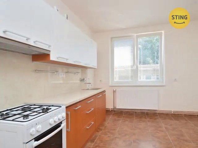 Byt 2+1 na prodej, Hodonín / Brněnská