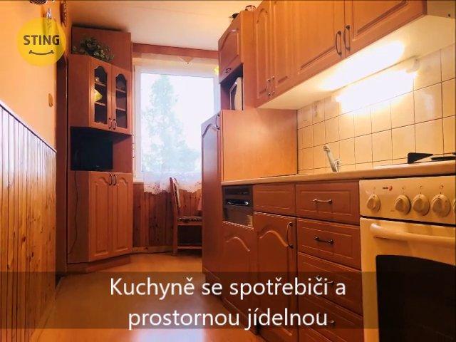 Byt 3+1 na prodej, Rožnov pod Radhoštěm / Svazarmovská