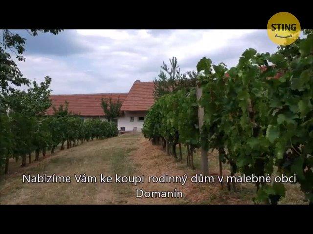 Rodinný dům na prodej, Domanín