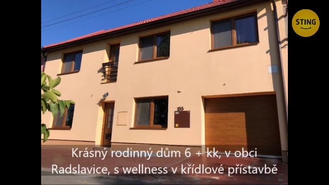 Rodinný dům na prodej, Radslavice
