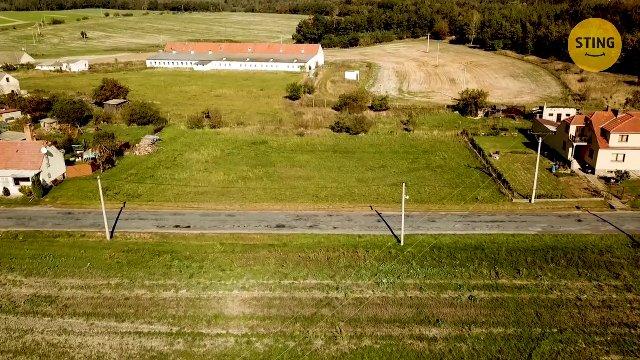 Stavební pozemek na prodej, Rozkoš