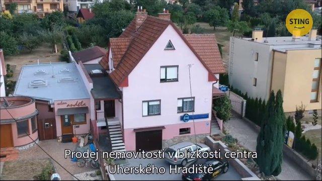 Rodinný dům, Uherské Hradiště / Mařatice - video prohlídka