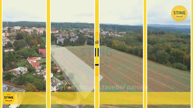Stavební pozemek, Olomouc / Svatý Kopeček - video prohlídka