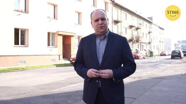 Byt 1+1 na prodej, Ostrava / Zábřeh, ulice Březinova