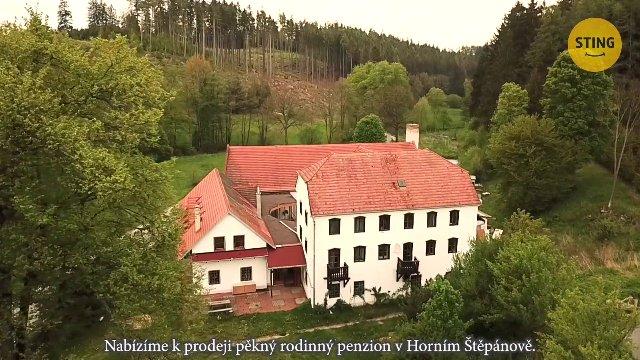 Rodinný dům na prodej, Horní Štěpánov / Nové Sady