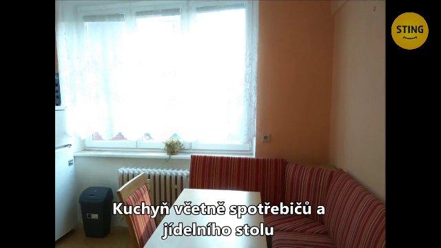 Byt 1+1 k pronájmu, Olomouc / Charkovská
