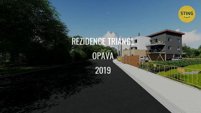 Byt 2+kk, Opava / Kylešovice - video prohlídka