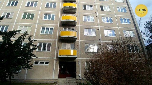 Byt 3+1 na prodej, Jihlava / U Pivovaru